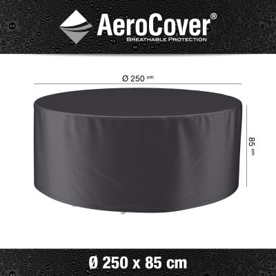 AeroCover Tuinsethoes Ø250xH85 rond - afbeelding 2