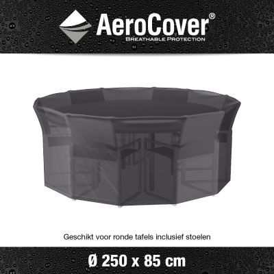 AeroCover Tuinsethoes Ø250xH85 rond - afbeelding 3
