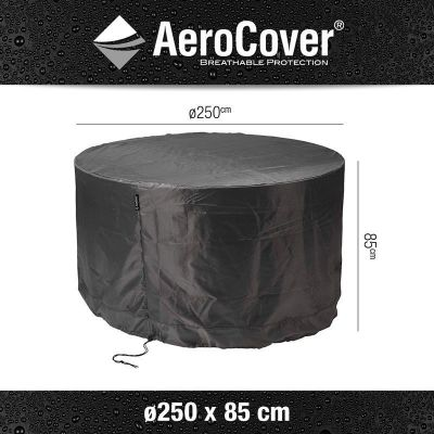 AeroCover Tuinsethoes Ø250xH85 rond - afbeelding 1